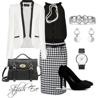 Black-and-White-Winter-2013-Outfits-for-Women-by-Stylish-Eve_07