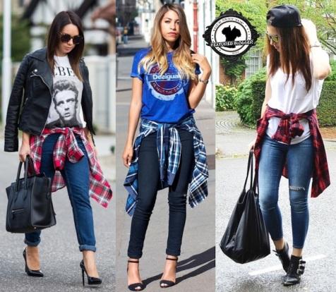 plaid-shirt-jeans