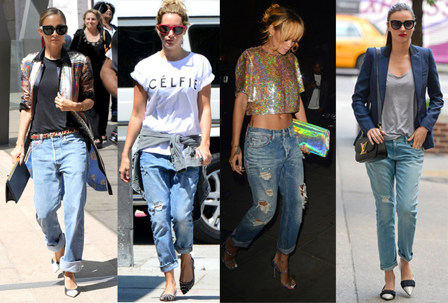 How To Make 'Boyfriend Jeans' Look Sexy: – Style Psychic