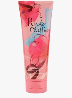 9. Bath & Body Works Pink Chiffon Body Cream