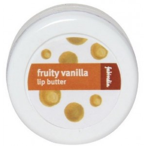 2. Fabindia Fruity Vanilla Lip Butter