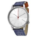 komono-winston-silver-dial-chambray-canvas-men_s-watch-w2101_1