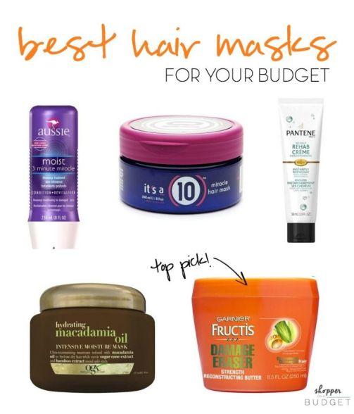 hair masks for curly hair
