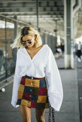over-sized-white-shirt-skirt