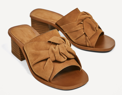 zara-knotted-mules-brown