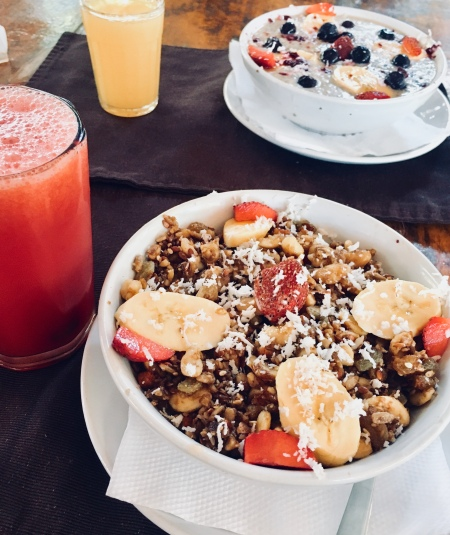 Acai Fruit Bowls in Goa