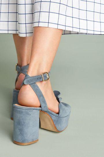 Platform Heels on thelabellife.com