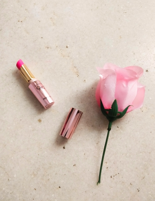 The New lakme lipstick Fuchsia FIle